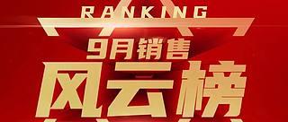 与奋斗者共舞2021年9月山湖海集团项目销售榜TOP3